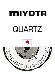 Miyota Quartz